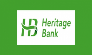 """Heritage Bank""""Most Supportive Bank Of The Year"""""""