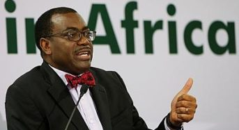 Africa's Annual Growth To Reach 20% With Youth Employment: AfDB   ..To Create 25 Million Jobs In The Next 10 Years