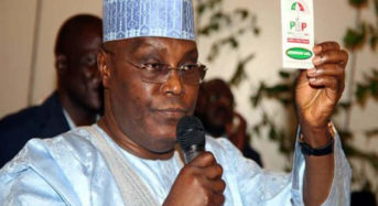 Atiku Returns To PDP
