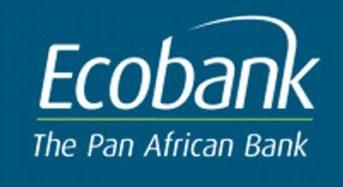Ecobank Plans Memorable Valentine For Customers