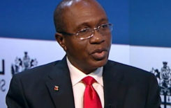 Emefiele Dedicates Silverbird Award to CBN Staff
