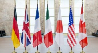 G7 Nations Supports Nigeria's Fight Against Pirates In Gulf Of Guinea