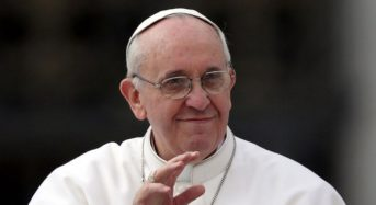 Pope Francis 2018 World Peace Day To Hold January 1st