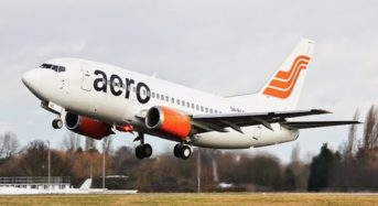 Aero Contractors Offers Aircraft To Airlift Medical Equipments