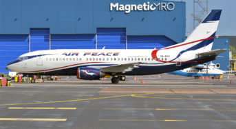 Air Peace Blames Aviation Politics As Delaying Its International Flight Operations