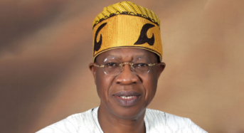 Lai Mohammed Says PDP Failed To Developed Infrastructure In S/East And S/South