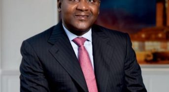 Seven Years Running, Dangote Still Richest Man In Africa