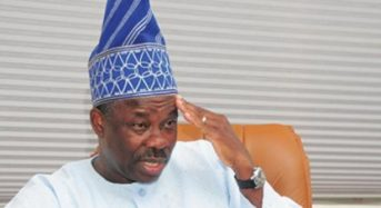 Amosun To Remain In APC, Assures Support For Akinlade