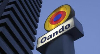 Oando Targets 50,000 Barrels A Day Oil Production In 2019