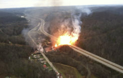 NNPC Pipeline Goes On Fire In Osisioma, Near Aba  …With Several Casualties