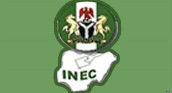 INEC Releases 2019 General Election Timetable