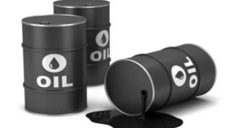 Global Oil Prices Firms Up On Weak Dollar  ..Brent Crude Sells For $64.59 Per Barrel