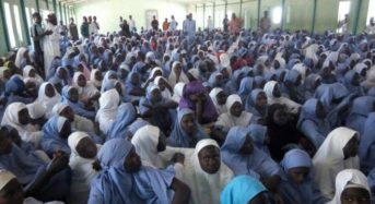 Nigerian state govt, military say 'some' missing schoolgirls rescued