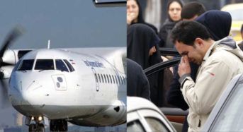 All 65 passengers, crew feared dead in Iranian plane crash – Airline