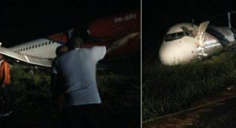 FG Probes Dana Plane Accident