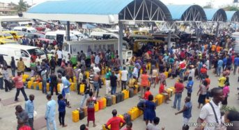 Nigeria Faces Another Major Petrol Crises   ..Marketers Poised To Shut Depots Over N650Bn Subsidy Debt