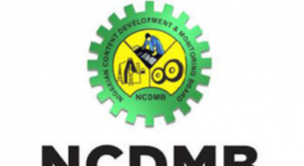 NCDMB Acquires Equity In Azikel's 12000bpd Modular Refinery