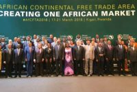 African Union launches World's Largest Free Trade Today