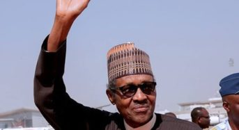 Buhari Sends Easter Greetings To Nigerians, Assures Abducted Girls Would Be Released