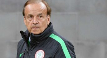 Rohr picks Onazi, Nwakali, Musa, others for Nations Cup qualifier