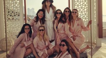 Socialite, Seven Friends Die In Plane Crash After Her Pre-Wedding Party In Dubai