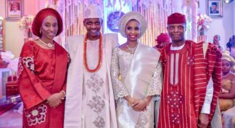 Vice President Yemi Osinbajo's Daughter's Traditional Engagement in Aso Rock