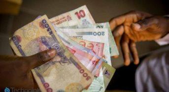 Naira Appreciates Against Dollar At Investors' Window