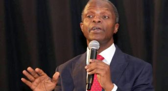 Osinbajo Canvasses Devolution Of Power