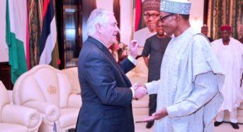 Abducted Children:Negotiation Best Option- Buhari