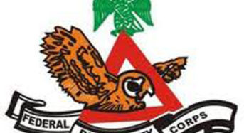 Re: The FRSC: A Cartoonish Road Safety Agency