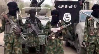 4 killed in suspected Boko Haram extremist attack in Nigeria