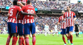 LaLiga giants and newly crowned Europa League champions Atletico de Madrid ramp up preparations for friendly match in Nigeria
