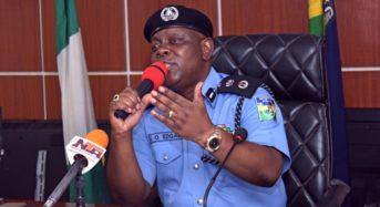 Lagos Police Command Parades Suspected Criminals