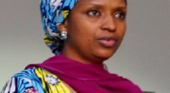 Youths Should Build On The Nation's Unity -Hadiza.