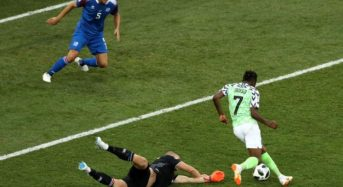 How The Super Eagles Broke Their Ice In Russia