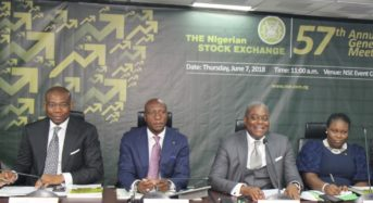 Photo News – NSE Holds 57th AGM