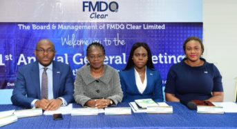 Photo News . 1st Annual General Meeting of FMDQ