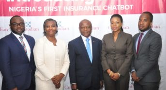 Faces At The Unveiling Of Custodian Investment Plc MAX Chatbox