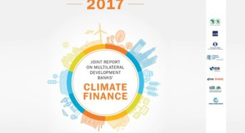 Global Climate Financing Hits $35.2 Billion In 2017