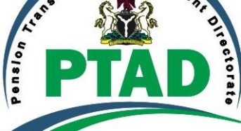 PTAD Pays N1.7 Billion Outstanding Pensions To 5,382 New Enrollees