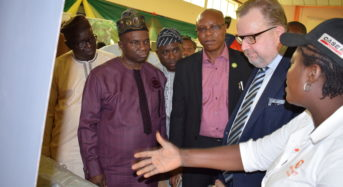 Lagos Government applauds Dizengoff collaboration on capacity building for farmers  Farmer Education: Lagos Government applauds Dizengoff collaboration