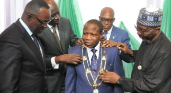 Tope Smart, The New NIA Chairman