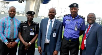 Arik Air, Police Pledges Corporation With Police To Boost Aviation Security