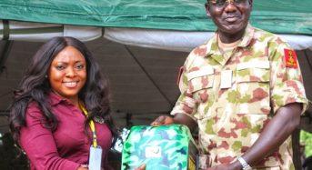 LumosDonates 100 Solar Systems To Boost Nigerian Army Innovative Solutions