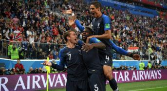 France Beats Belgium to reach World Cup final