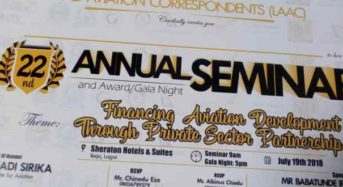 LAAC 22nd Annual Seminar, Awards  to hold on Thursday