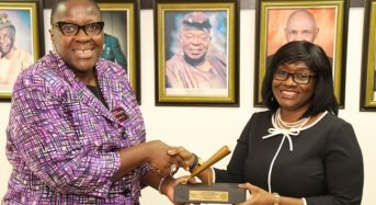 Photo News: PenOp Recently Honoured By The Nigerian Stock Exchange
