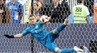 Russia Stops Spain