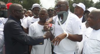 PDP Condemns Police Attack On Fayose  …As Police Denies Allegations