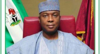 North Central Deserves Chance To Produce Next President For Nigeria- Saraki